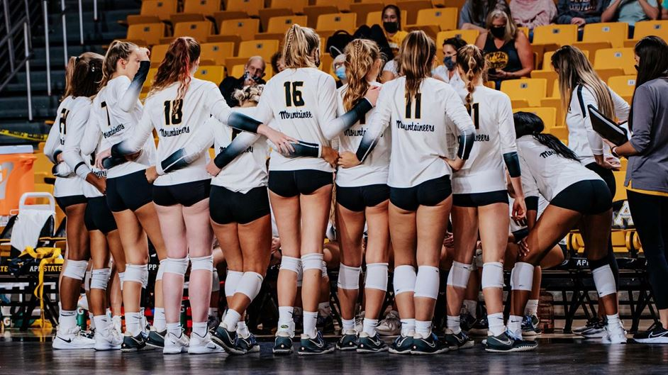 App State Volleyball